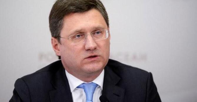 Bộ trưởng Năng lượng Nga Alexander Novak REUTERS