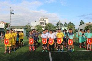 Khai mạc giải bóng đá mở rộng và hội thi nấu ăn chào mừng kỷ niệm 08 năm ngày thành lập Orient Oil