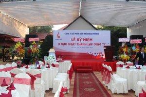 Lễ kỷ niệm 8 năm thành lập Orient Oil